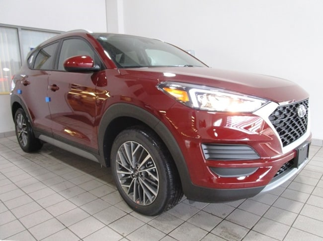 New Hyundai 2019 Hyundai Tucson SEL SUV for sale in Auburn, MA