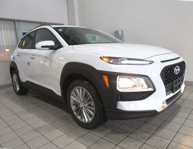 New Hyundai 2019 Hyundai Kona SEL SUV for sale in Auburn, MA