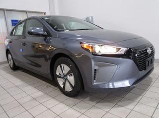 New 2019 Hyundai Ioniq Hybrid Blue Hatchback for sale near you in Auburn, MA