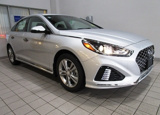 New 2018 Hyundai Sonata Sport+ Sedan for sale near you in Auburn, MA