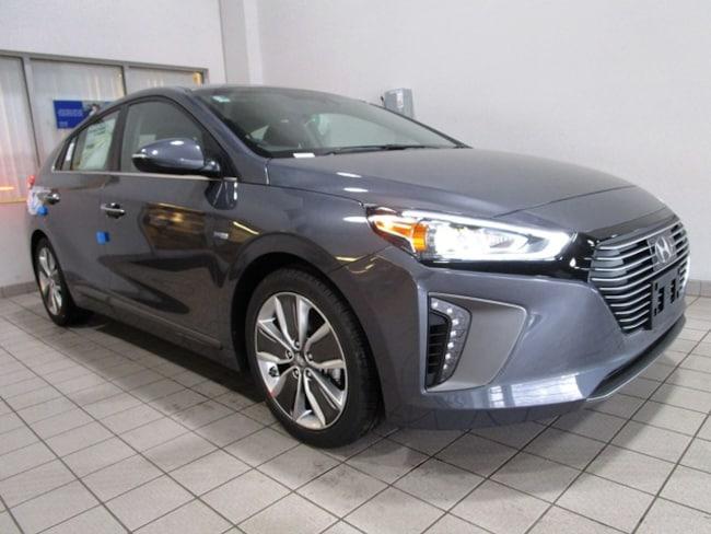 New Hyundai 2019 Hyundai Ioniq Hybrid Limited Hatchback for sale in Auburn, MA
