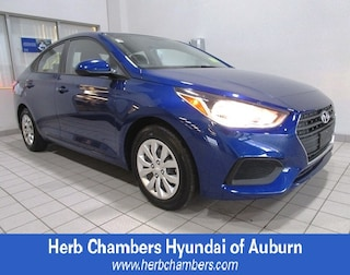 Used 2018 Hyundai Accent SE Sedan H2697 for sale in Massachusetts