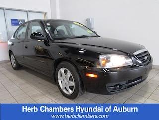Used 2006 Hyundai Elantra GLS Sedan H19074A for sale near you in Somerville, MA