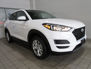 New 2019 Hyundai Tucson SE SUV for sale near you in Auburn, MA
