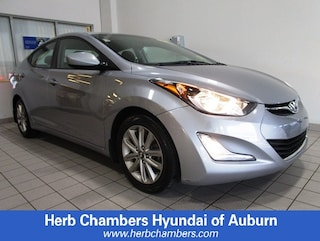 Used 2015 Hyundai Elantra SE Sedan for sale in Auburn, MA