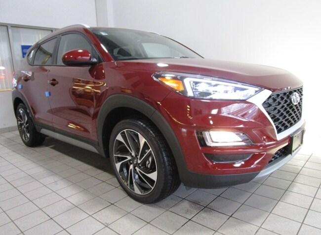 New Hyundai 2019 Hyundai Tucson Sport SUV for sale in Auburn, MA