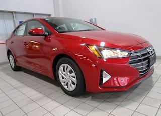 New 2019 Hyundai Elantra SE w/SULEV Sedan for sale near you in Auburn, MA