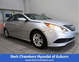 Bargain 2014 Hyundai Sonata GLS Sedan H18672A for sale in Auburn, MA