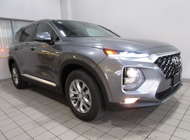 New Hyundai 2019 Hyundai Santa Fe SEL 2.4 SUV for sale in Auburn, MA