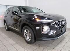 New 2019 Hyundai Santa Fe SE SUV Auburn MA