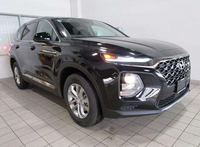 New Hyundai 2019 Hyundai Santa Fe SE SUV for sale in Auburn, MA