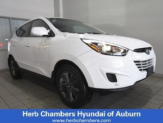 Used 2015 Hyundai Tucson GLS SUV for sale in Auburn, MA