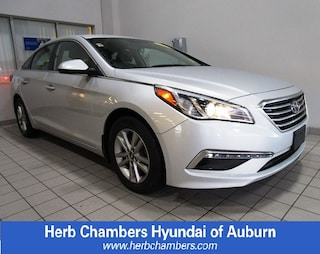 Used 2015 Hyundai Sonata SE Sedan H2713 for sale in Massachusetts