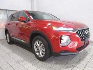 New Hyundai 2019 Hyundai Santa Fe SE 2.4 SUV for sale in Auburn, MA