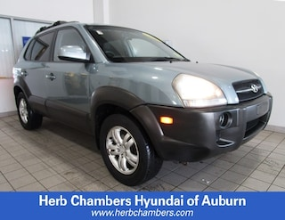 Used 2007 Hyundai Tucson SE SUV for sale near you in Auburn, MA