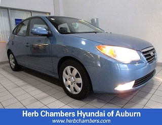 Used 2007 Hyundai Elantra GLS Sedan for sale in Auburn, MA