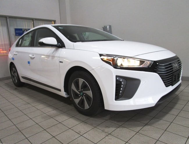 New Hyundai 2019 Hyundai Ioniq Hybrid SEL Hatchback for sale in Auburn, MA