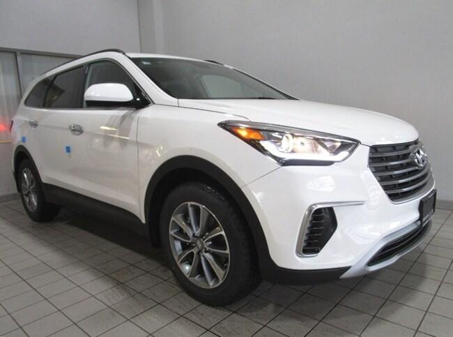 New Hyundai 2019 Hyundai Santa Fe XL SE SUV for sale in Auburn, MA