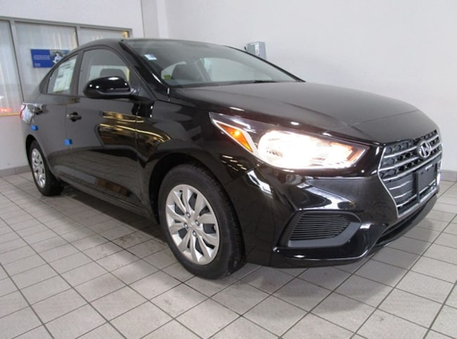 New Hyundai 2019 Hyundai Accent SE Sedan for sale in Auburn, MA