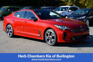 New 2018 Kia Stinger GT1 Sedan in Burlington, MA
