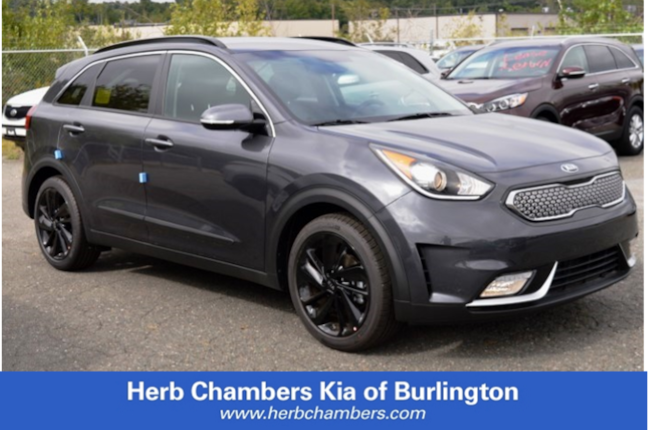 New 2018 Kia Niro EX SUV Burlington, MA