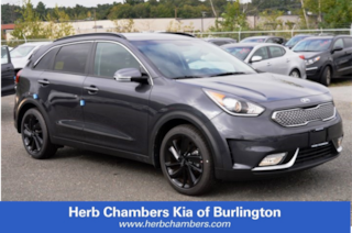 New 2018 Kia Niro EX SUV in Burlington, MA