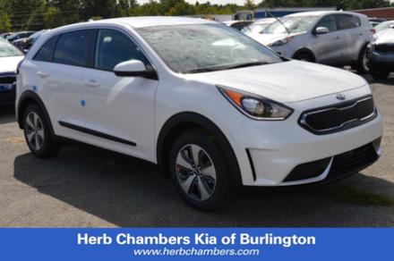 Featured New 2019 Kia Niro FE SUV for sale near you in Burlington, MA