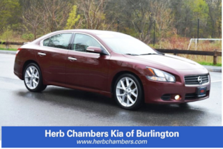 Pre-Owned 2011 Nissan Maxima 3.5 SV Sedan near Boston