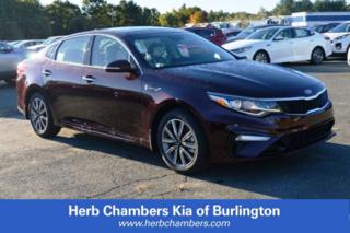 New 2019 Kia Optima LX Sedan in Burlington, MA