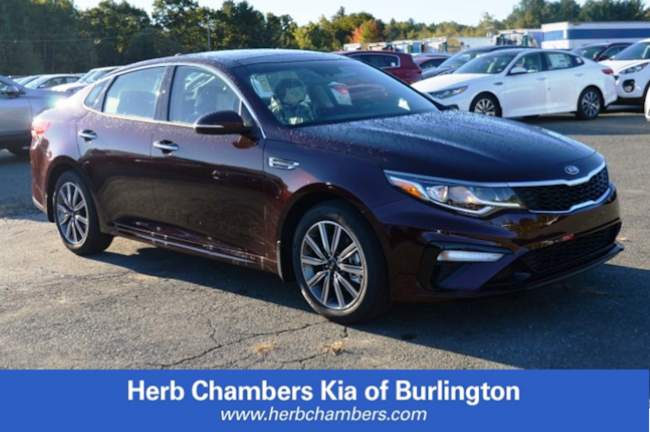New 2019 Kia Optima LX Sedan Burlington, MA