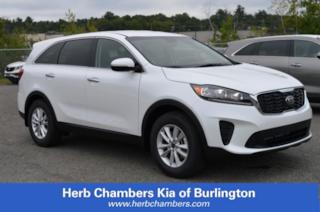 New 2019 Kia Sorento 2.4L LX SUV for sale near you in Burlington, MA