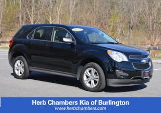 Used 2015 Chevrolet Equinox LS SUV for sale in Burlington, MA
