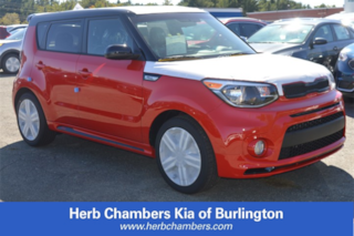 New 2019 Kia Soul + Hatchback for sale near you in Burlington, MA