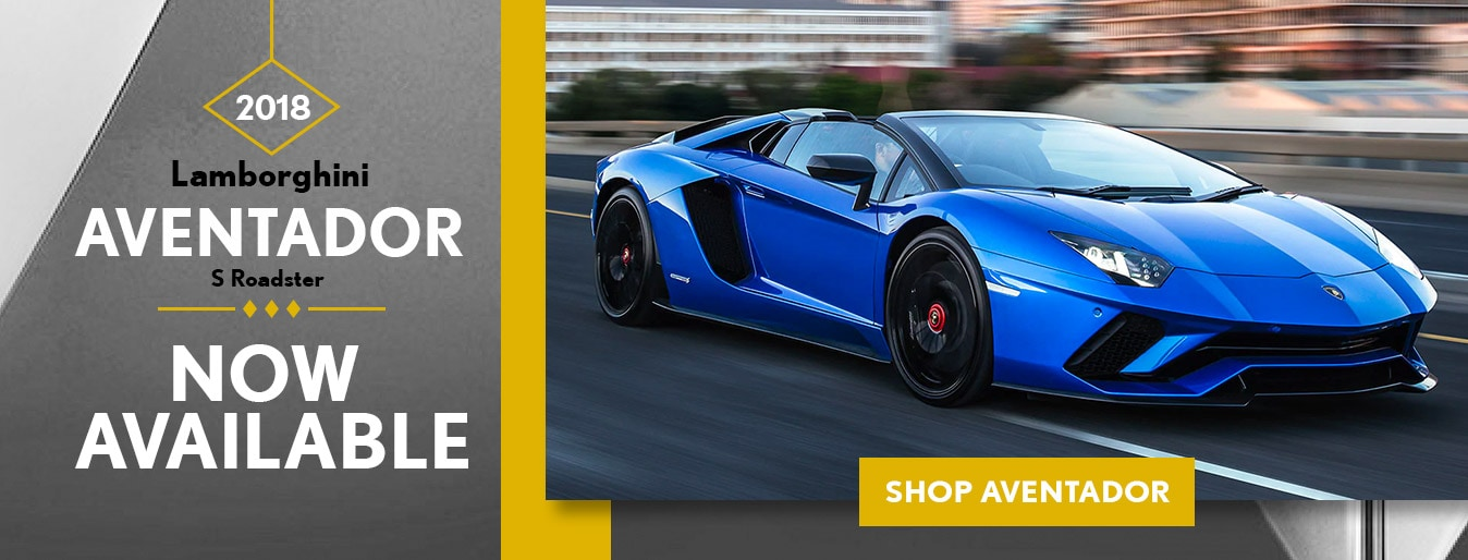New Luxury Sports Exotic Car Dealer At Herb Chambers Lamborghini