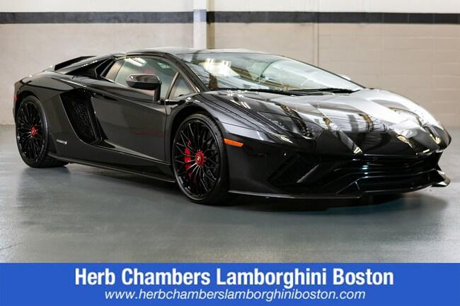 New Lamborghini 2019 Lamborghini Aventador S Roadster for sale near you in Wayland, MA near Boston