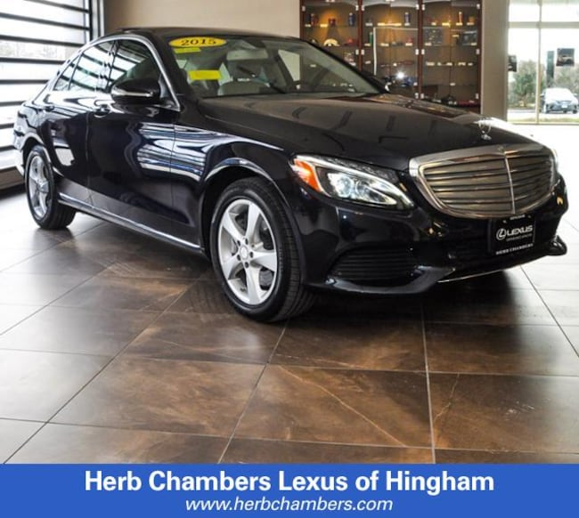 Used 2015 Mercedes-Benz C-Class C 300 Luxury Sedan for sale near Boston MA