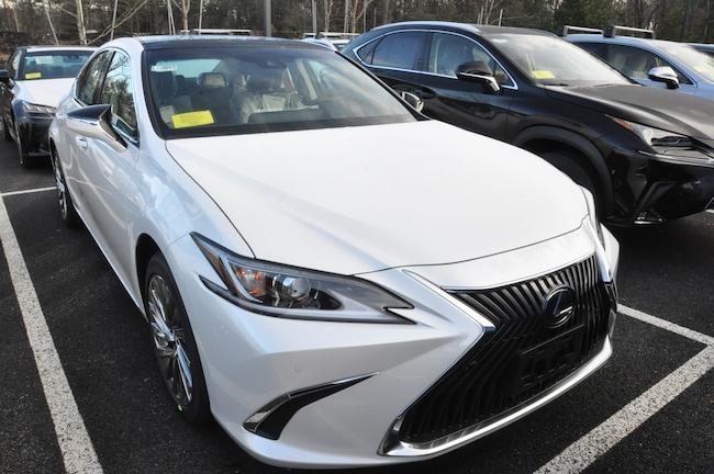 2019 LEXUS ES 350 Luxury Sedan