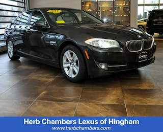 Used luxury cars 2012 BMW 528i xDrive 528i Xdrive Sedan H4998A for sale near you in Boston, MA