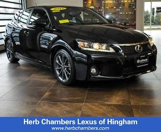 2013 LEXUS CT 200h Hybrid Hatchback