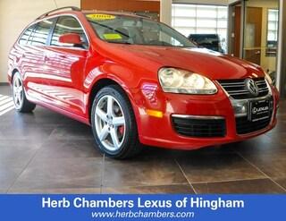 Used luxury cars 2009 Volkswagen Jetta SE Wagon HP1608C for sale near you in Boston, MA