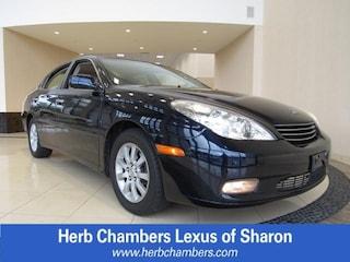Used 2004 LEXUS ES 330 Sedan 15928A for sale in Boston, MA