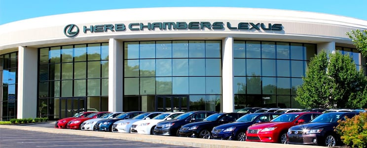 Herb Chambers Lexus of Sharon | Lexus Sales and Service near Me