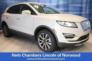 New 2019 Lincoln MKC Reserve SUV C504 for sale near you in Norwood, MA