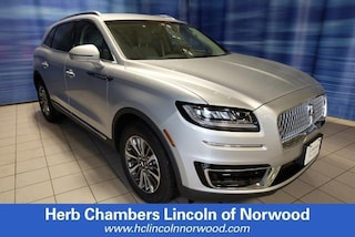 New 2019 Lincoln Nautilus Select SUV A155 for sale near you in Norwood, MA