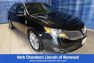 Pre-Owned 2013 Lincoln MKS Premium PKG Sedan LP1494A for sale near you in Norwood, MA