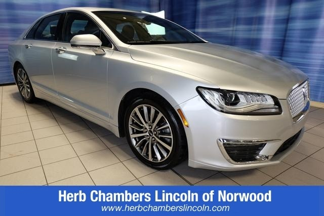 Featured Pre-Owned 2017 Lincoln MKZ Select Sedan for sale near you in Norwood, MA