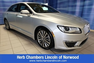 Pre-Owned 2017 Lincoln MKZ Select Sedan LP1547 for sale near you in Norwood, MA