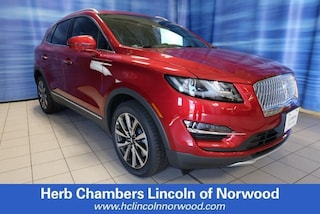 New 2019 Lincoln MKC Reserve SUV C595 for sale near you in Norwood, MA
