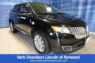 Pre-Owned 2014 Lincoln MKX SUV LP1501A for sale near you in Norwood, MA