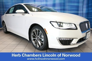 New 2019 Lincoln MKZ Hybrid Reserve I Sedan Z616 for sale near you in Norwood, MA